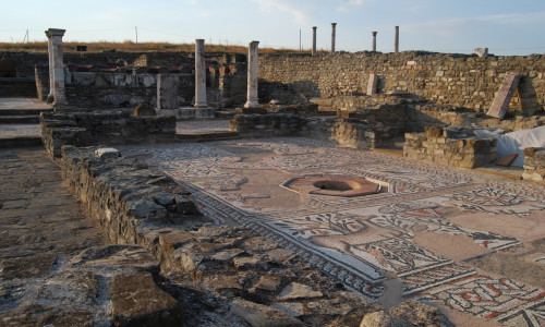Excavations-of-ancient-Stobi