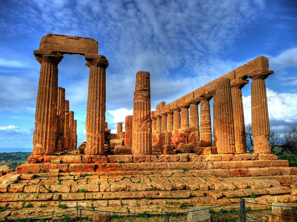 Valley of Tamples, Agrigento